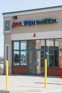 All Pro Dental exterior